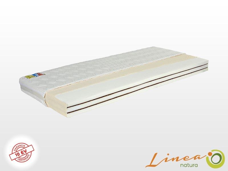 Lineanatura Fitness Ortopéd hideghab matrac  80x210 cm SILVER-3D-4Z huzattal