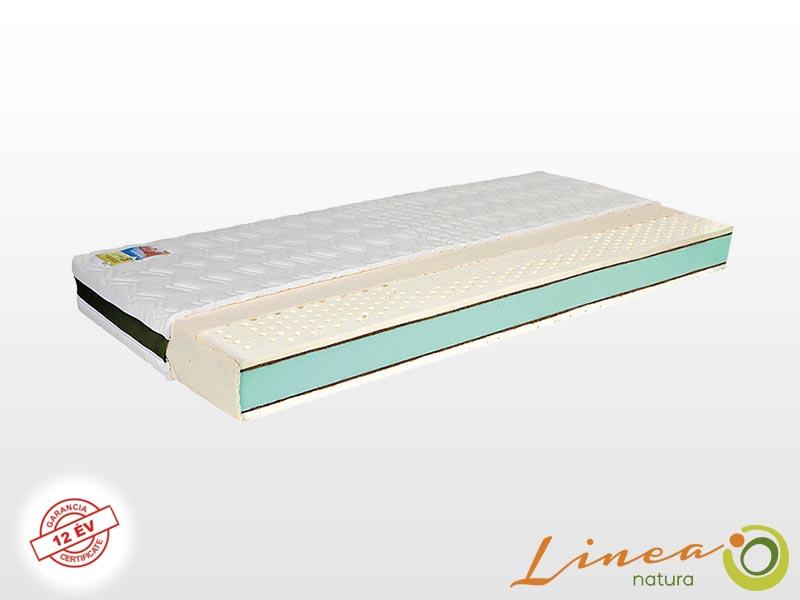 Lineanatura Infinity latex-kókusz-hideghab bio matrac 110x210 cm EVO-2Z huzattal