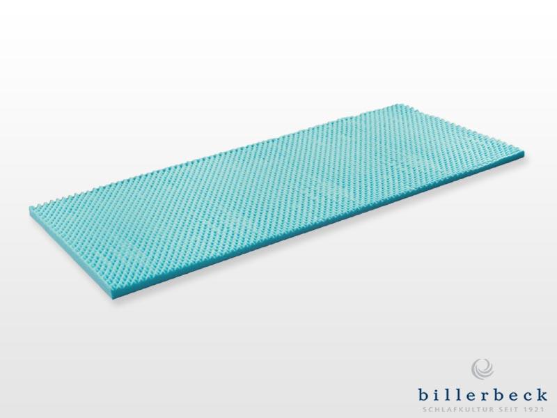 Billerbeck Karlsbad bonellrugós matrac 100x210 cm masszírozó hab topperrel