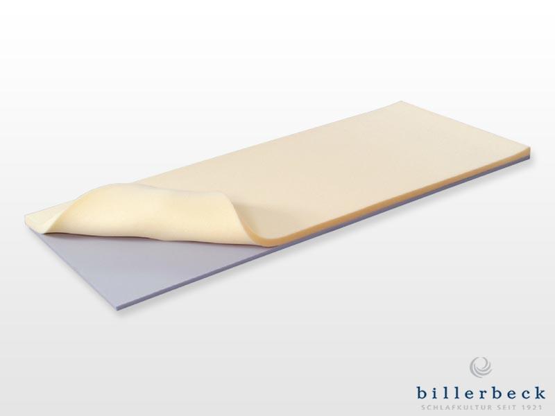 Billerbeck Karlsbad bonellrugós matrac 100x210 cm viszkoelasztikus - PU hab topperrel
