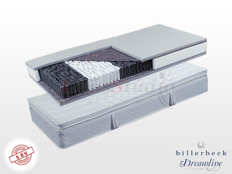 Billerbeck Portofino zsákrugós matrac 190x210 cm kókusz-latex topperrel