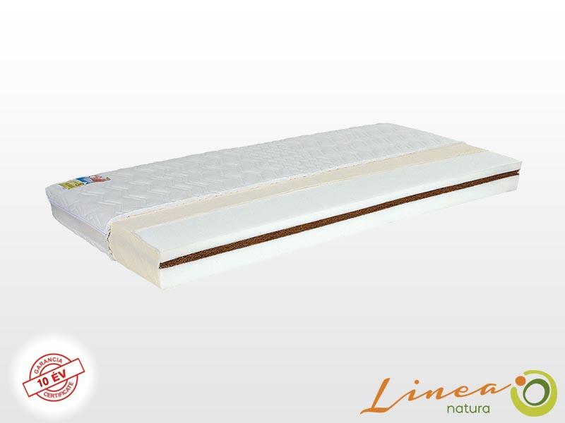 Lineanatura Nobile-3K Ortopéd hideghab matrac 90x200 cm Evolution huzattal BEMUTATÓ DARAB AKCIÓ