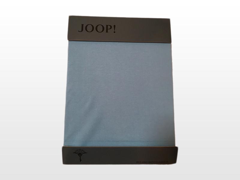 JOOP! Mako Jersey Világoskék  90-100x200 lepedő