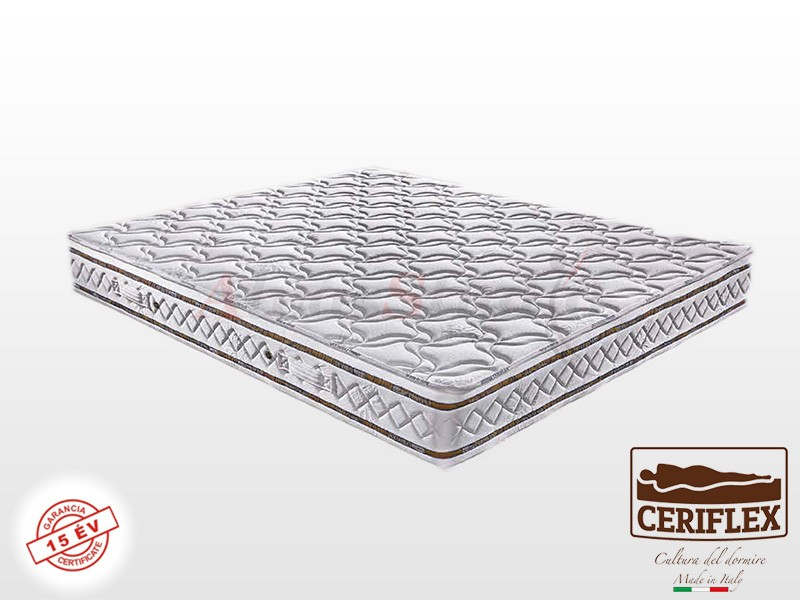 Ceriflex Selena Comfort hideghab matrac 200x200 cm vákuumcsomagolt