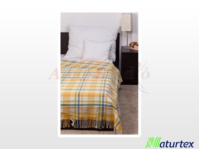 Naturtex Pamut-akril Picnic mintás pléd 150x200 cm