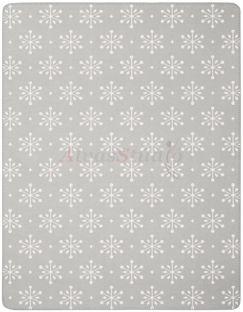 Biederlack Fashion & Comfort Sense of Snow pléd 150x200 cm