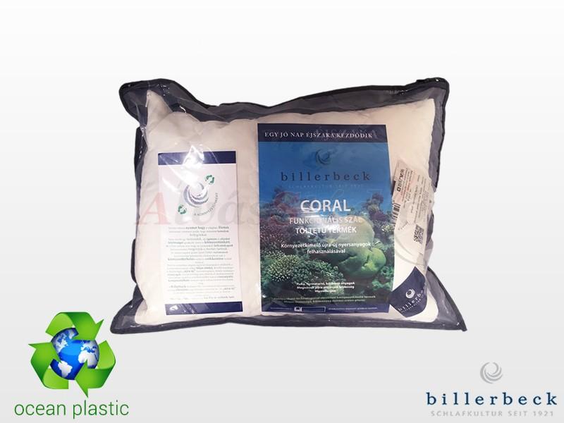 Billerbeck Coral kispárna 36x48 cm