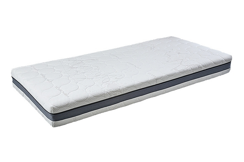 Lineanatura Fitness Natural latex-kókusz bio matrac 160x210 cm SILVER-3D-4Z huzattal