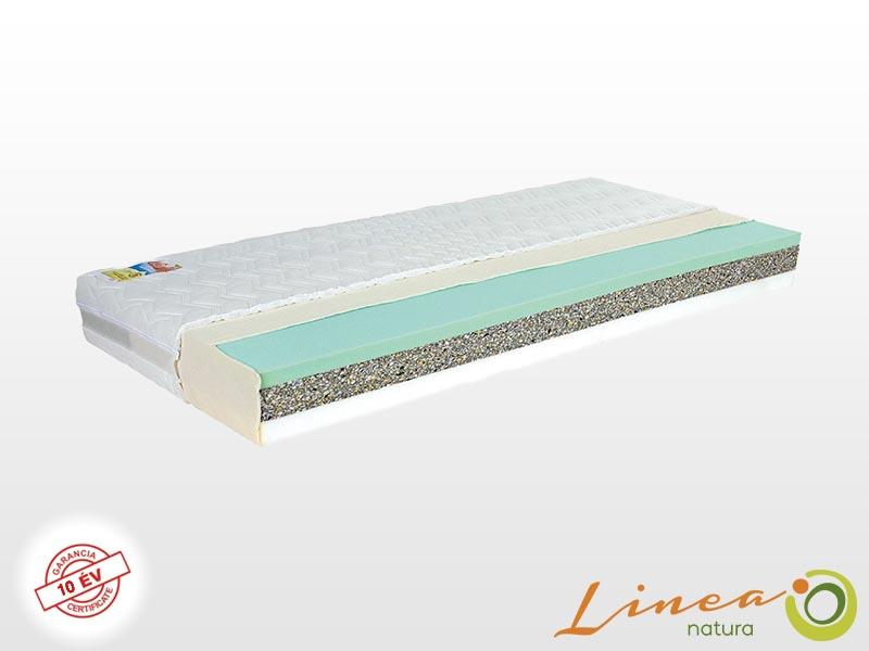 Lineanatura Orient Ortopéd hideghab matrac 200x200 cm EVO-2Z huzattal
