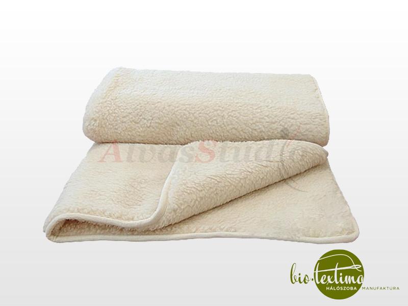 Bio-Textima Merino gyapjú takaró 600 gr 130x190 cm