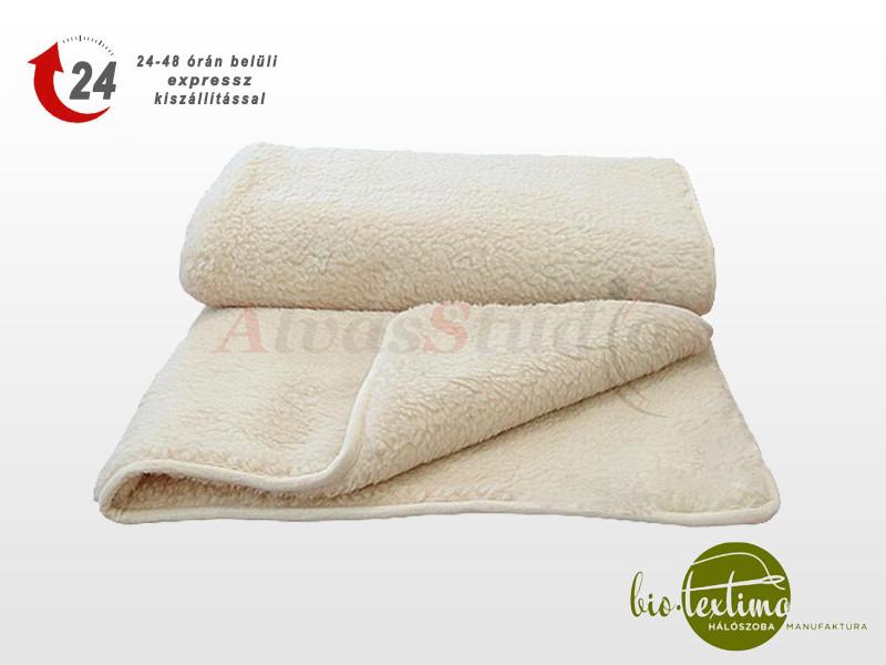 Bio-Textima Merino gyapjú takaró 600 gr 130x200 cm