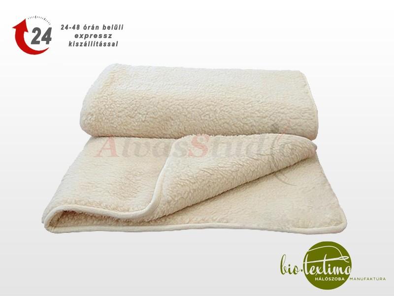 Bio-Textima Merino gyapjú takaró 600 gr 140x200 cm
