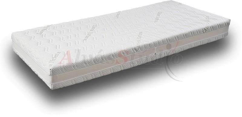 Lineanatura Admiral-M zsákrugós matrac 120x220 cm Standard fix huzattal