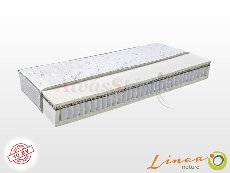Lineanatura Admiral-M zsákrugós matrac 130x210 cm Standard fix huzattal