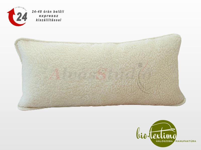 Bio-Textima Merino gyapjú párna 600 gr 40x80 cm