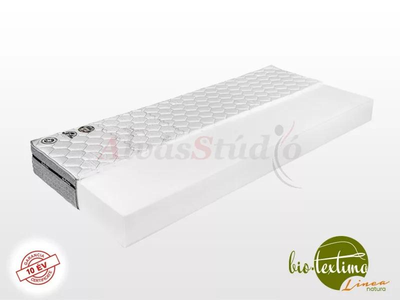 Bio-Textima Lineanatura Basic Memory Plus matrac  80x190 cm vákuumcsomagolt