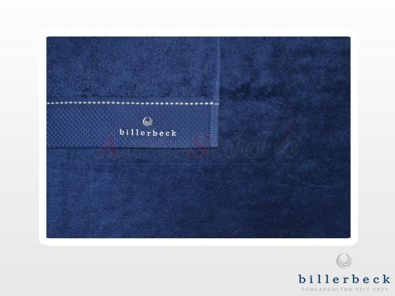 Billerbeck pamut törölköző kék 50x100 cm