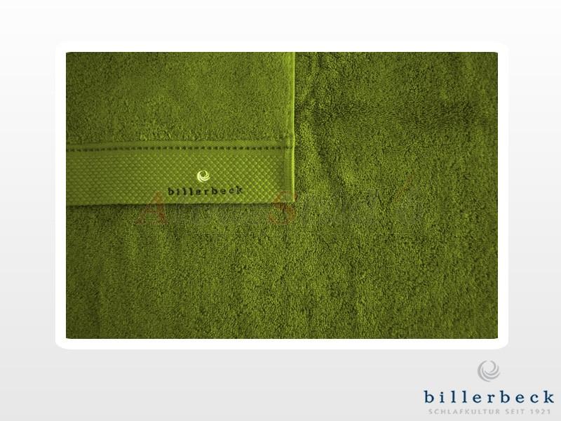 Billerbeck pamut törölköző toszkán zöld 50x100 cm
