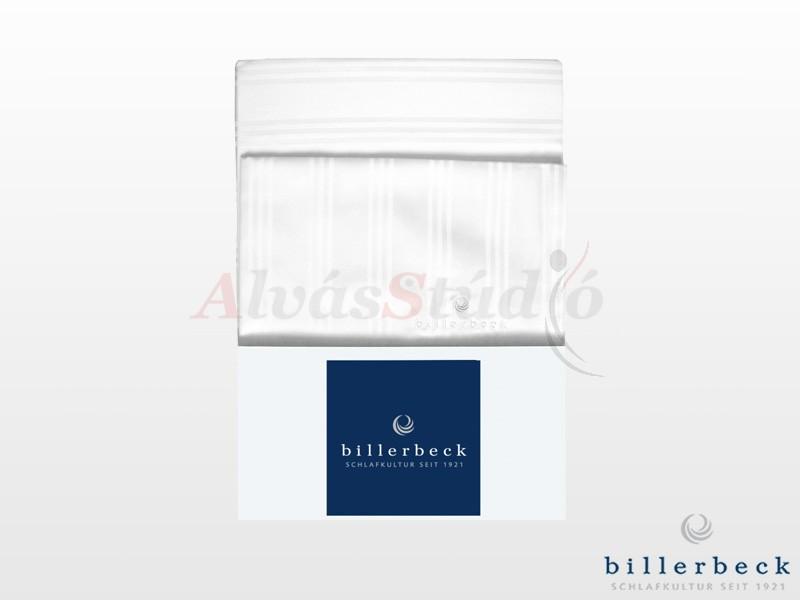 Billerbeck Réka 3 részes pamut-szatén ágynemű fehér 140x200 cm - 70x90 cm - 36x48 cm