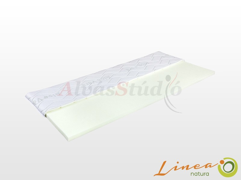Lineanatura Memory Plus fedőmatrac 80x200 cm