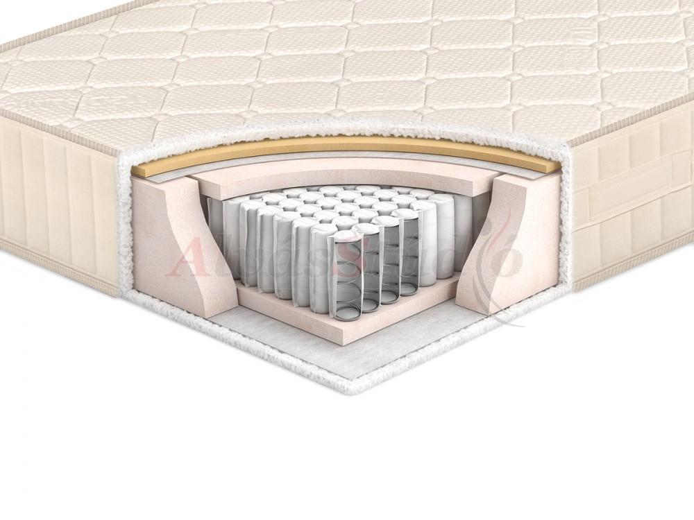 TED Favourite Nova zsákrugós vákuum matrac 160x200 cm