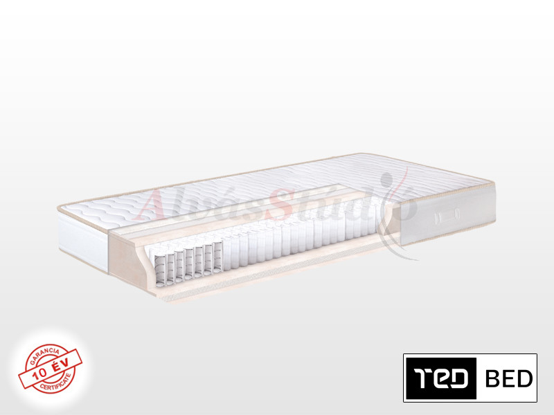TED Astrea zsákrugós matrac 120x200 cm vákuumcsomagolt