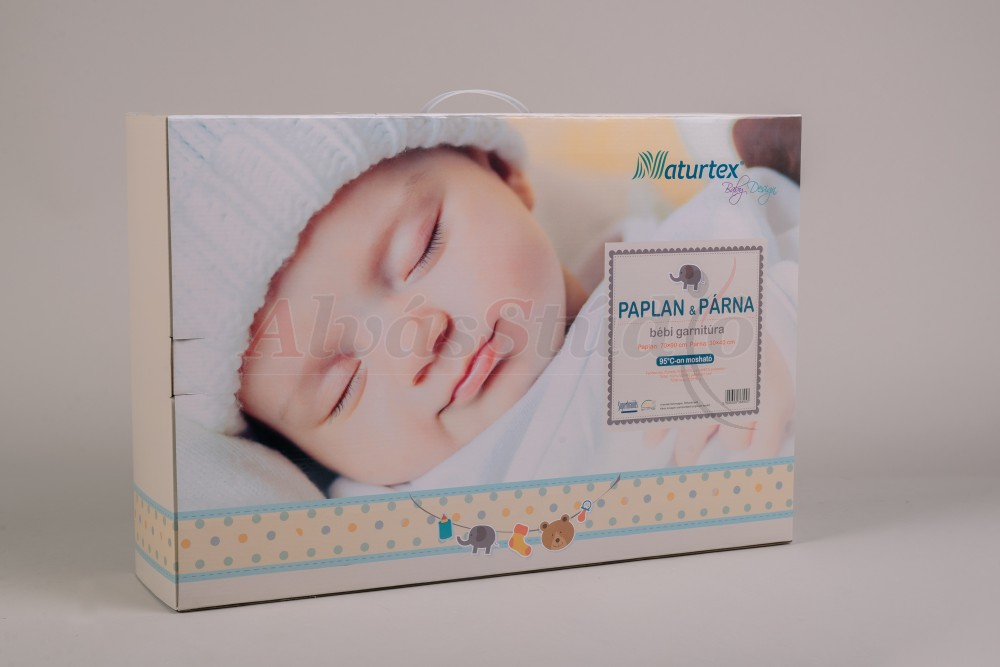 Naturtex Medisan® gyermek garnitúra 70x90 cm - 30x40 cm dobozos