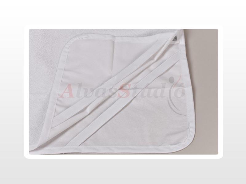 Naturtex Frottír matracvédő PVC-vel  60x120 cm