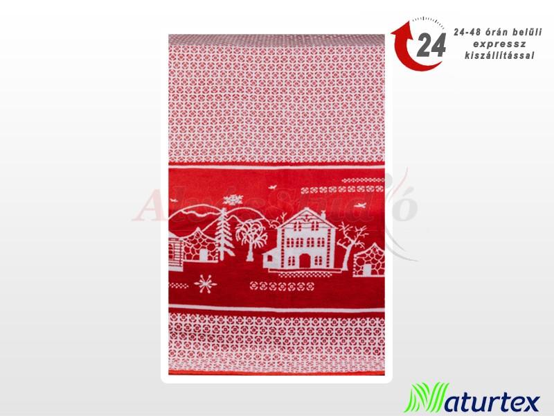 Naturtex Pamut-akril Home mintás pléd 150x200 cm