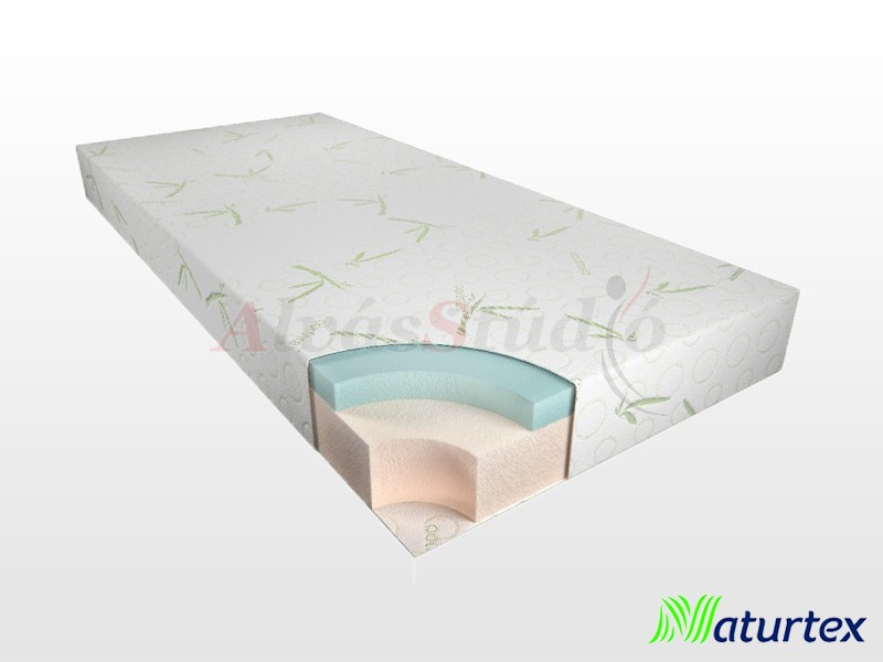 Naturtex Bamboo Memory matrac 90x200 cm