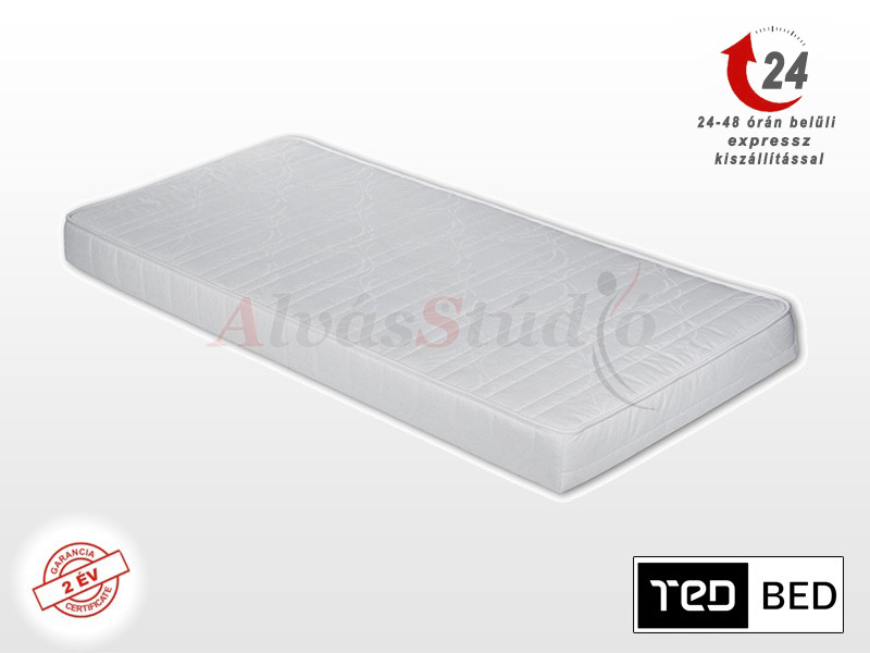 TED Ergo hideghab matrac 140x200 cm KÉSZLET KIÁRUSÍTÁS! vákuumcsomagolt