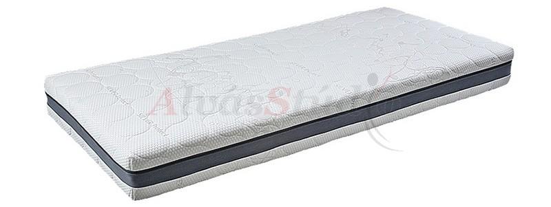 Bio-Textima Lineanatura Sirius Big hideghab matrac 100x210 cm SILVER huzattal