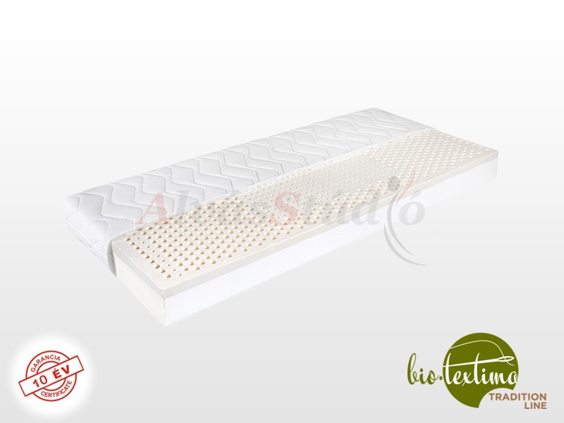 Bio-Textima Tradition Line myBED latex matrac 150x190 cm vákuumcsomagolt