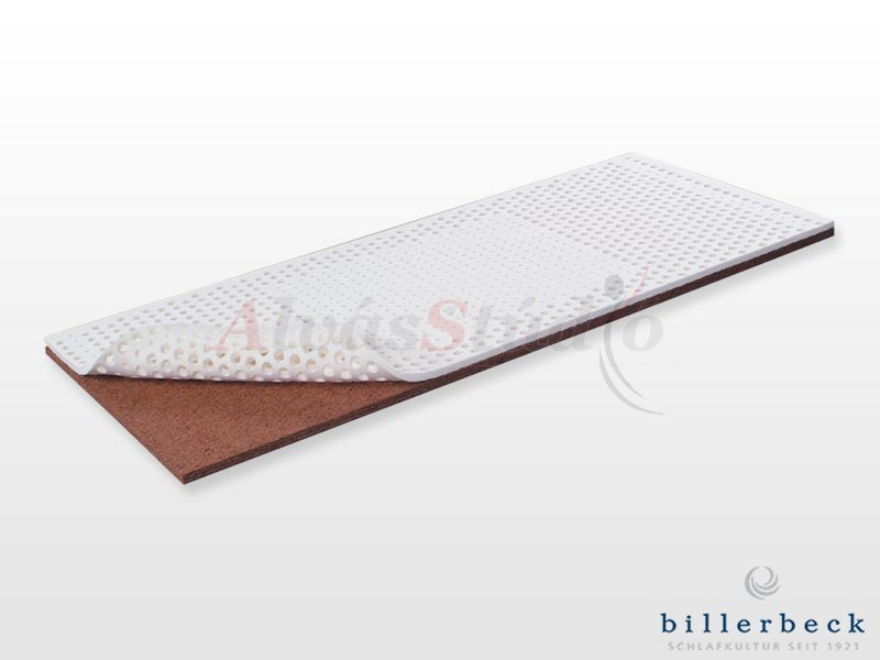 Billerbeck kókusz-latex fedőmatrac  80x200 cm