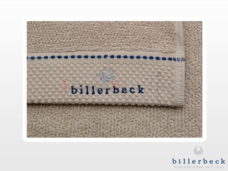 Billerbeck pamut törölköző szürkés barna 50x100 cm