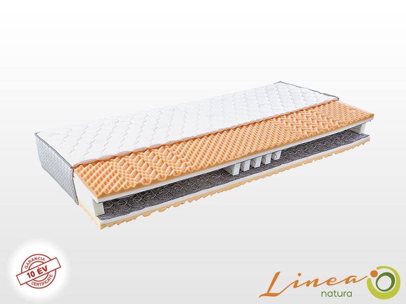 Lineanatura Bonell Extrazone matrac 90x200 cm Pamut jacquard fix huzat 2,4 mm-es rugóval BEMUTATÓ DARAB AKCIÓ